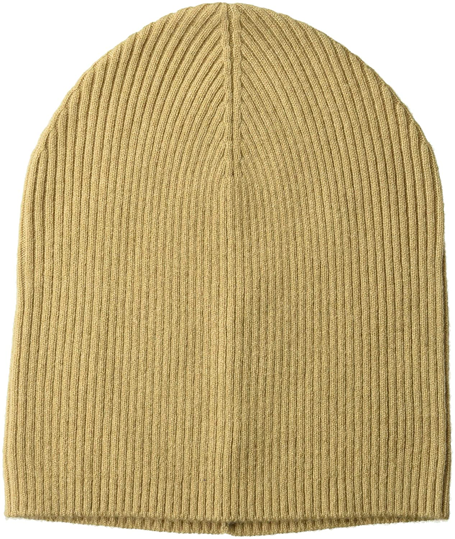 Sofia Cashmere Women s Cashmere Hat-Rib Slouchy Beanie 948f503e434