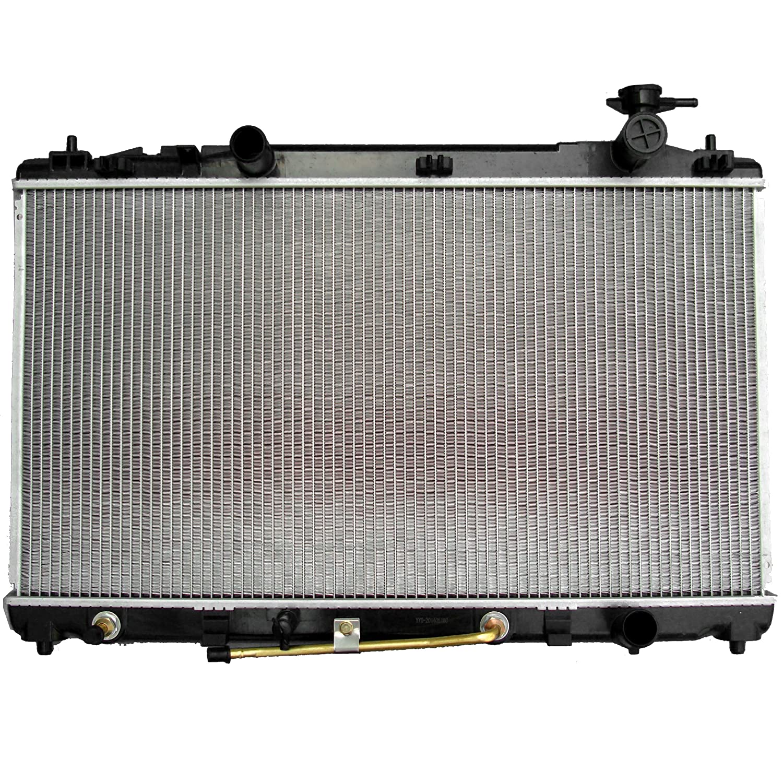 SCITOO 2917 Radiator fits for 2007-2011 Toyota Camry/Hybrid Sedan 4-Door 2.4L 2.5L 069638-5206-1613271