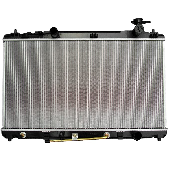 New Replacement Aluminum Radiator Fits 2917 for 2007-2011 Toyota Camry L4 2.4L