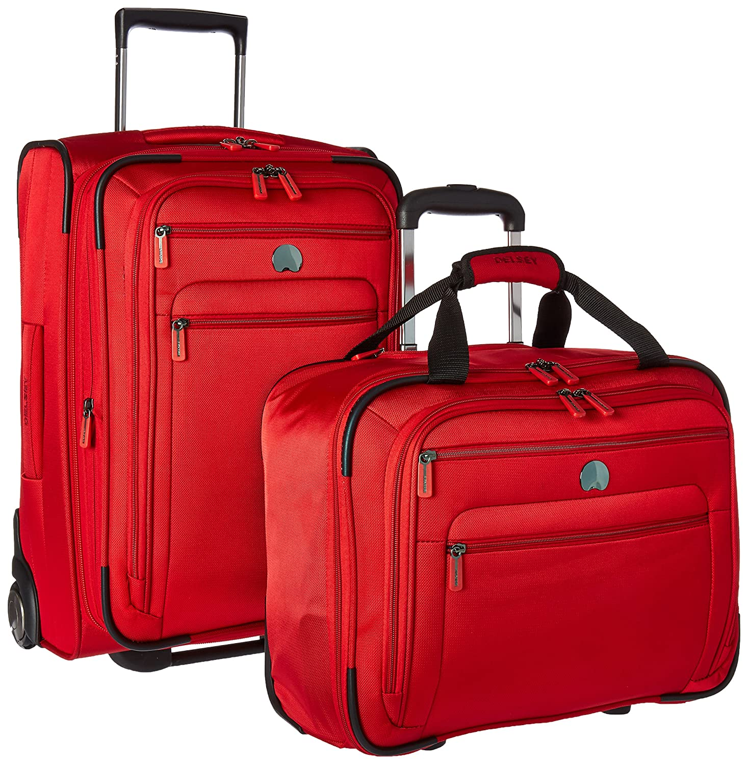 My suitcase went to Rio de Janeiro and back, almost 10, miles total, and up and down over 4 flights of stairs each direction with me banging it on almost every step the whole way. The only