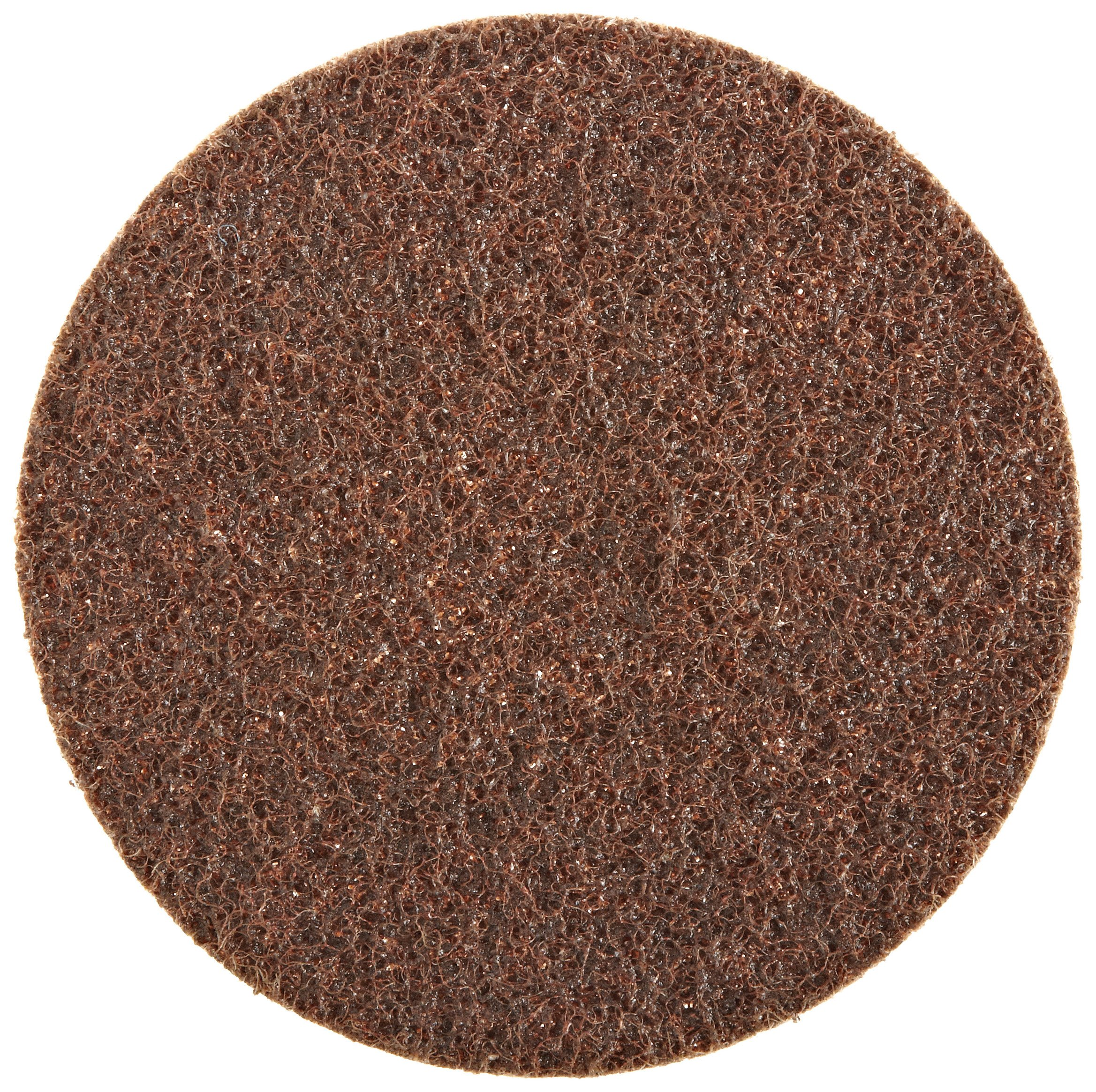 Scotch-Brite(TM) Surface Conditioning Disc, Hook and Loop Attachment, Aluminum Oxide, 5 Diameter, NH A Coarse (Pack of 10) by Cubitron
