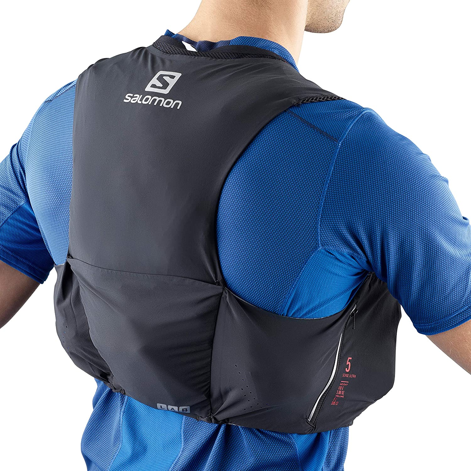 salomon s-lab sense ultra 5l hydration vest jr
