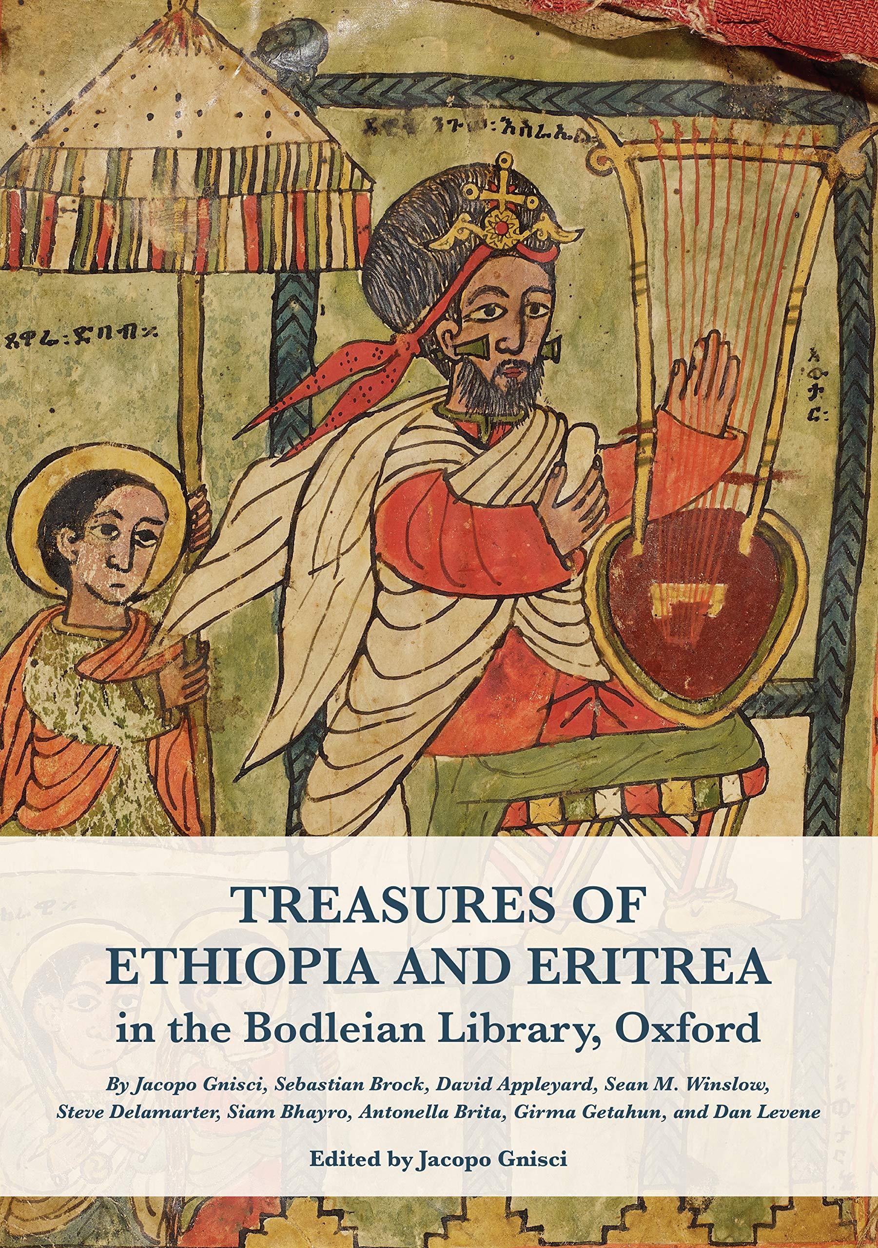 TREASURES OF ETHIOPIA AND ERITREA BOD PB
