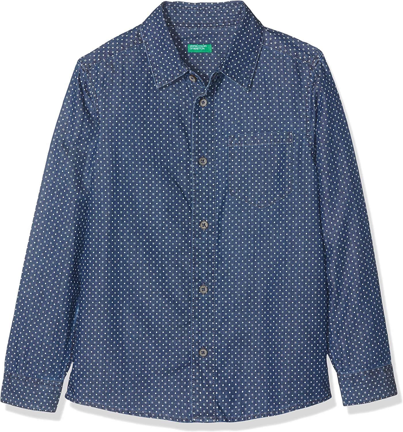 United Colors of Benetton Boys Casual Shirt
