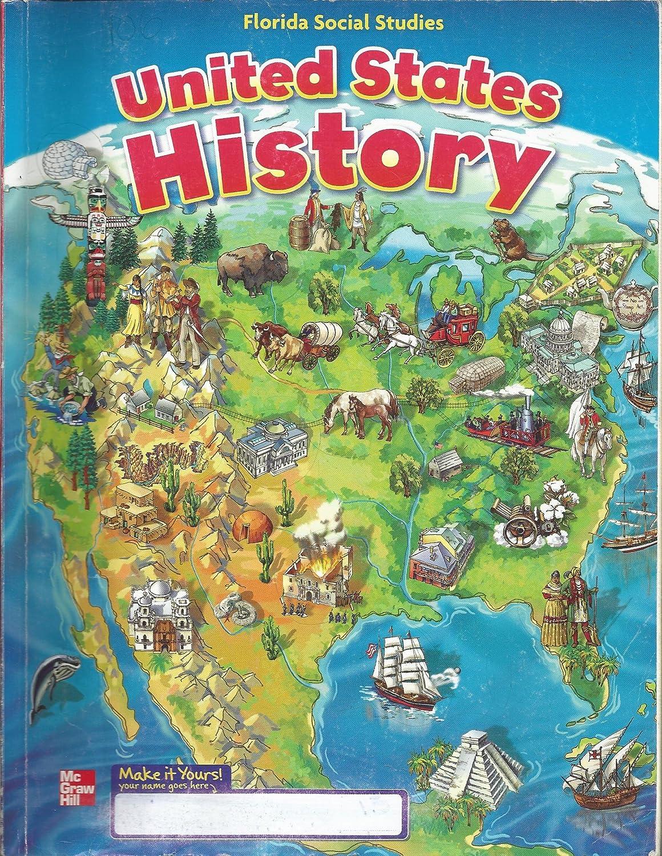 Amazon Com Florida Social Studies United States History Grade 5 Isbn 0021146810 Isbn13 9780021146819 Health Personal Care
