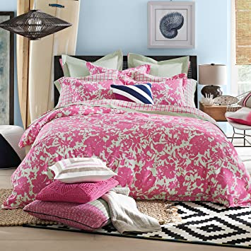 Amazon tommy hilfiger palm springs floral comforter set twin tommy hilfiger palm springs floral comforter set twin pink mightylinksfo