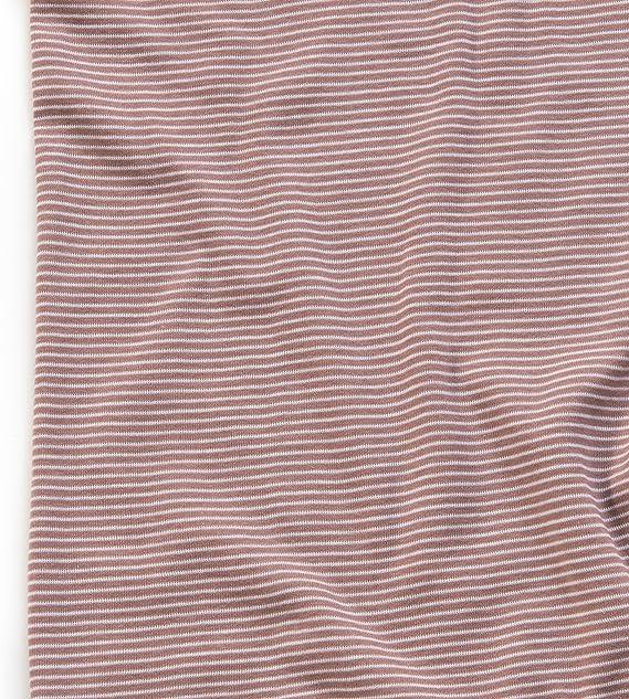 HERMKO 3657005 Herren lange Thermo-Unterhose innen angeraut Ringelopitk warm