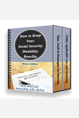 How to Keep Your Social Security Disability Benefits: Tips, Tools & Strategies for Success (Deluxe Edition) Kindle Edition