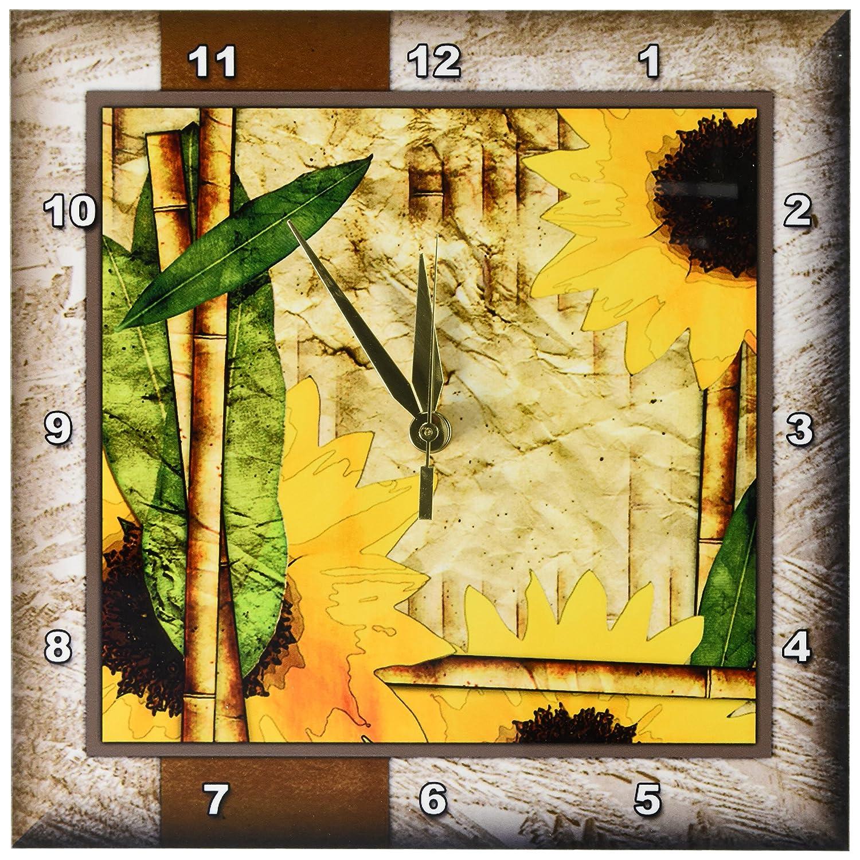 Rikki Knight 6 x 6 Fantin Latour Still Life with Flowers Design Ceramic Art Tile