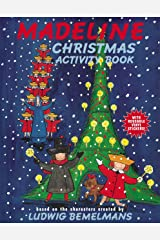 Madeline Christmas Activity Book Paperback