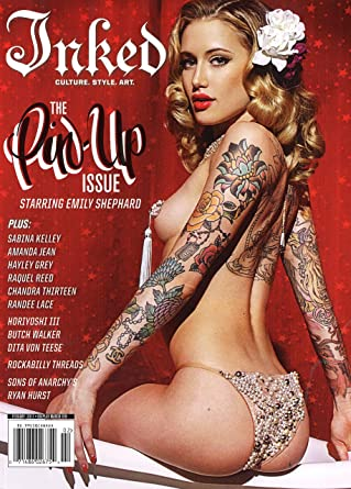 Inked: Amazon.com: Magazines