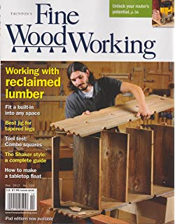 Fine Woodworking S Home Furniture Magazine June July 1997 No 11