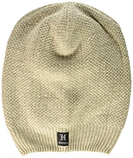 ddd63ea6c64 Image Unavailable. Image not available for. Color  Hemptique HKNHB1NA Long Hemp  Beanie Natural