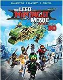 The Lego Ninjago Movie (Blu-ray HD3D+Blu-ray+DVD+Digital HD BIL (Blu-ray 3D)