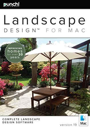 Amazon Com Punch Landscape Design For Mac V19 Download Software