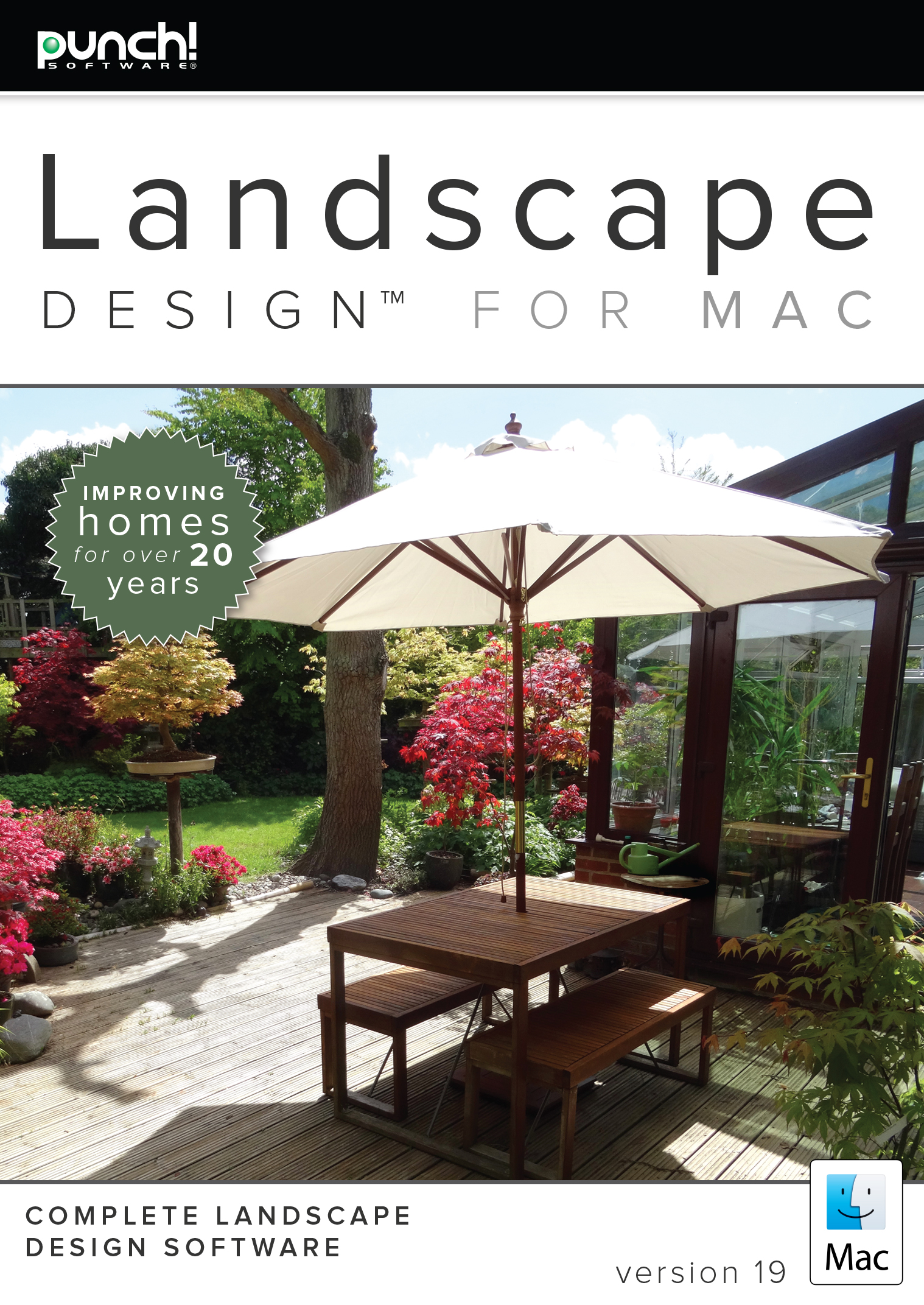 Punch! Landscape Design for Mac v19 (Punch Design Software)