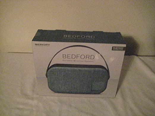 The 8 best bedford portable wireless speaker review