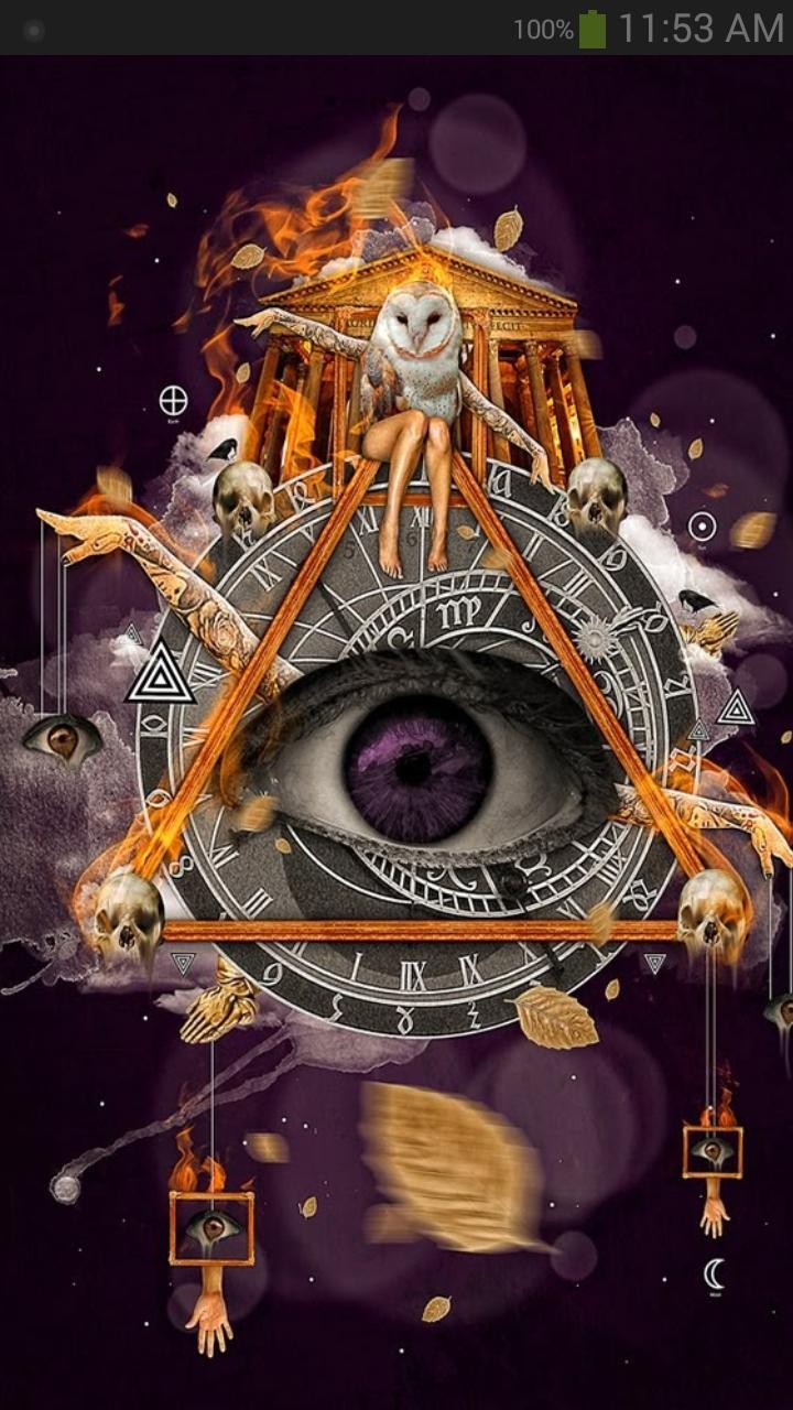Illuminati Wallpaper: Amazon.es: Appstore para Android