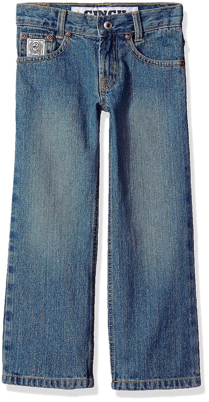 Cinch Boys' White Label Regular Jeans Cinch Men' s Jeans MB128-1