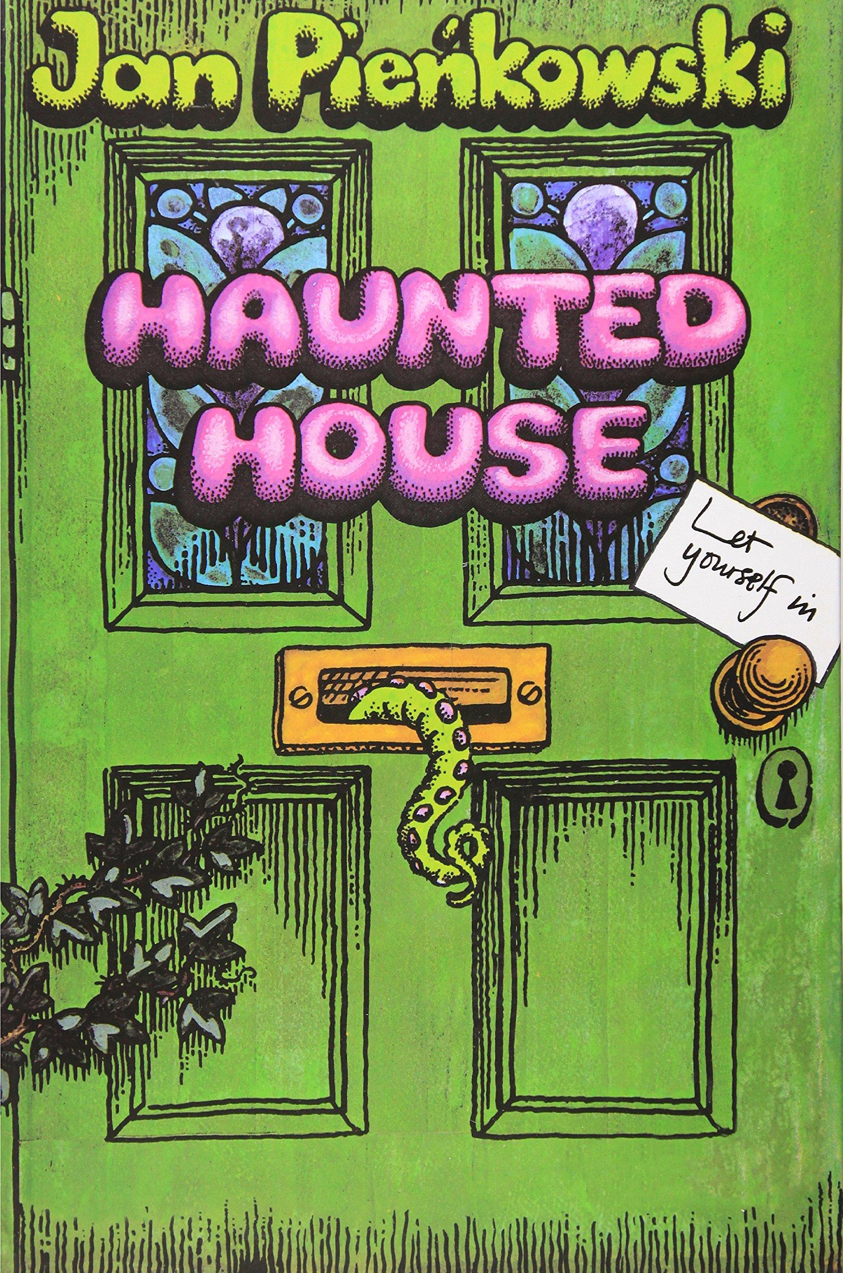 Haunted House: Jan Pienkowski: 9781844288748: Amazon.com: Books on