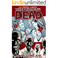 The Walking Dead Vol. 1: Days Gone Bye book cover