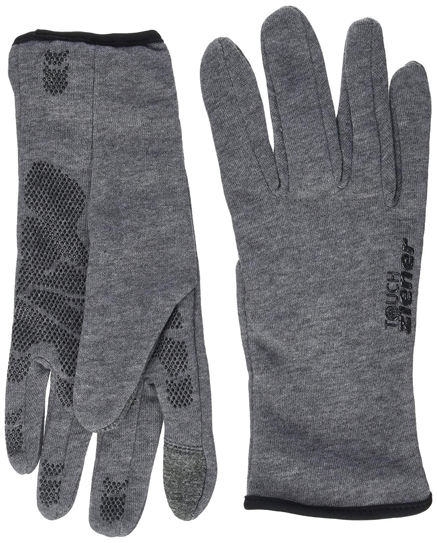 Ziener Unisex Adult Innerprint Touch Glove Multisport