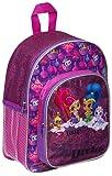SHIMMER SHINE GIRLS GLITTER GIRLS KIDS BACKPACK WITH POCKET RUCKSACK SCHOOL HOLIDAY TRIP BAG