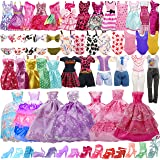 35 Pack Handmade Doll Clothes Including 5...