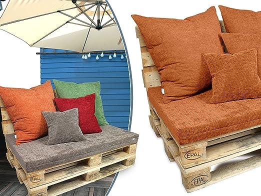 palé sofá - Nuevo - La decoración Idea para balcón, terraza ...