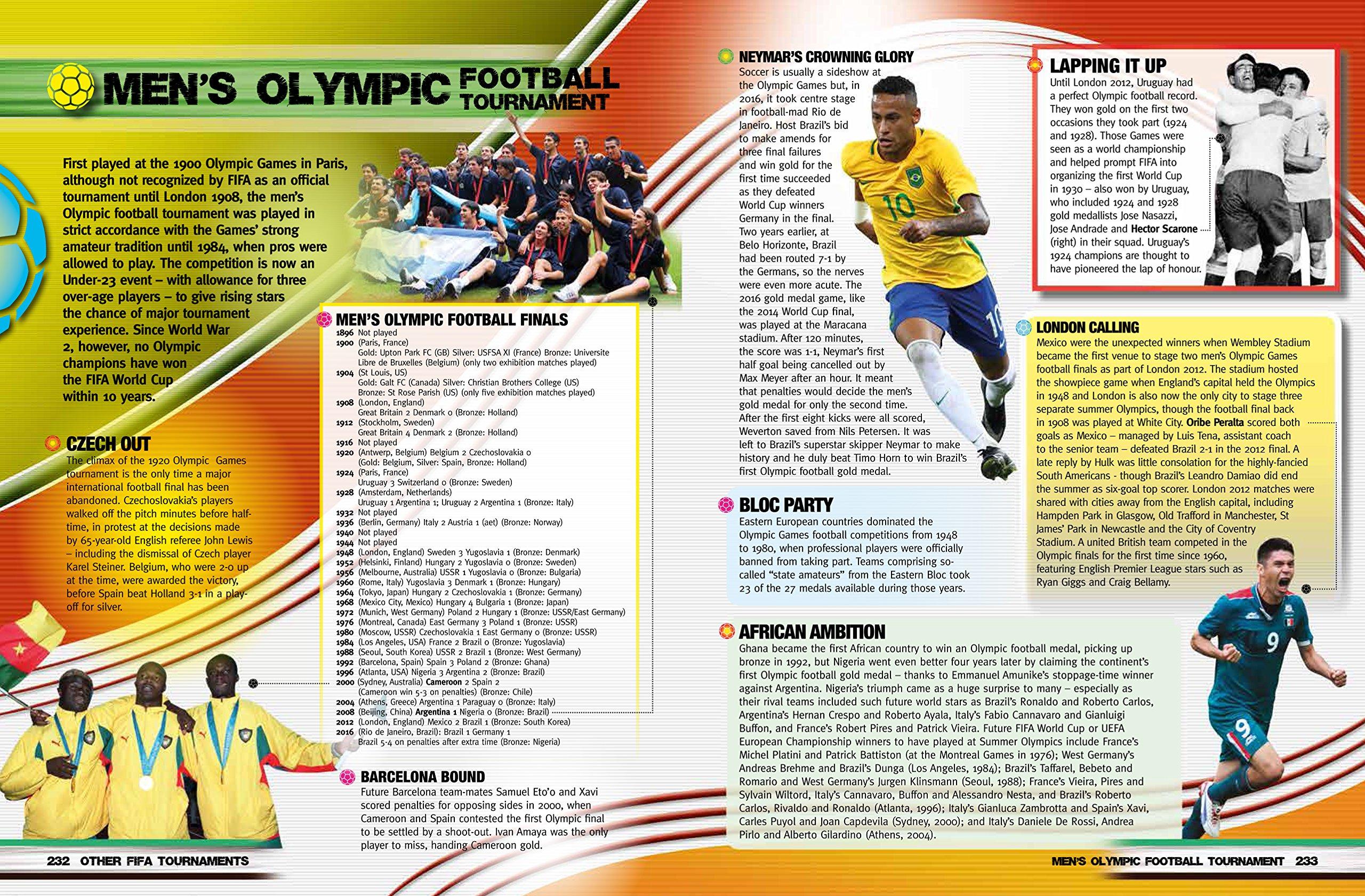 World Football Records (World Records): Amazon.es: Radnedge, Keir ...