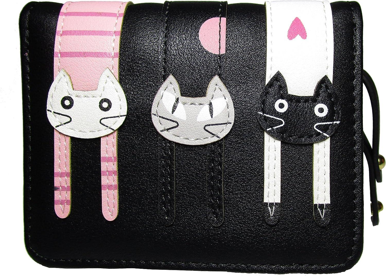 Cute Women Girls Small Wallet Pink Heart Shape Handbag Change Coin Purse Clutch