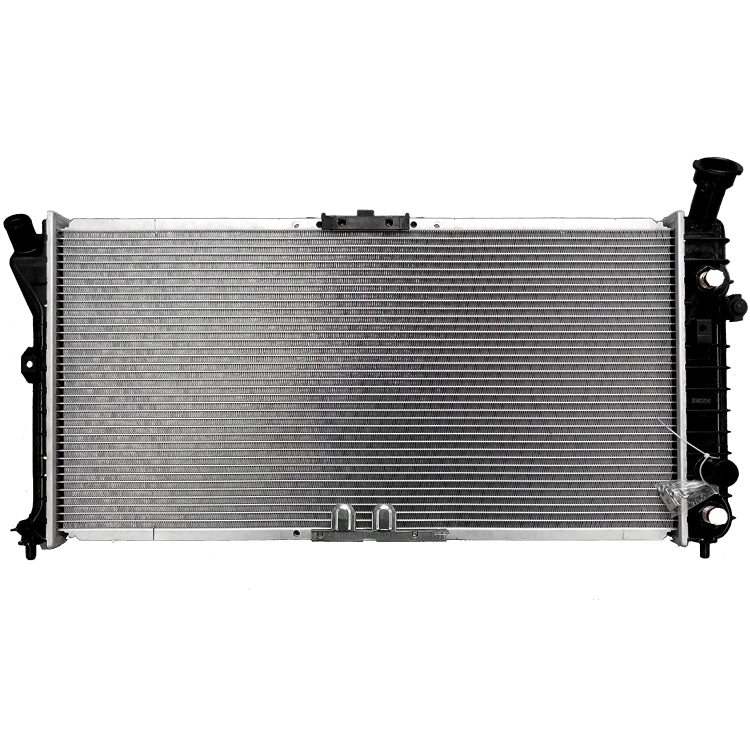 Eccpp New Aluminum Radiator 1889 Fits For 1997 1999 03 Buick Century Transmission Wiring Custom 2003 Pontiac Grand Prix Gt Automotive