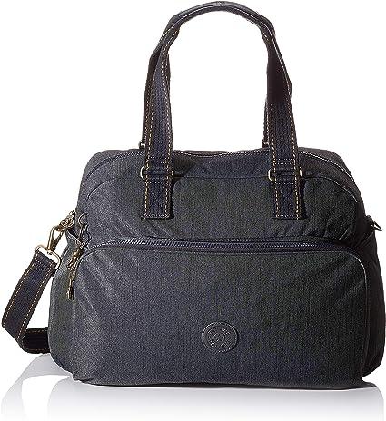 Kipling July Bag Luggage, 21.0 liters, Black Indigo: Amazon