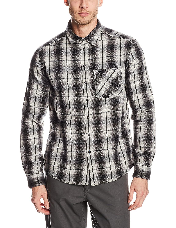 Odlo Herren Shirt L/S Logger Hemden Lg.arm He/Uni