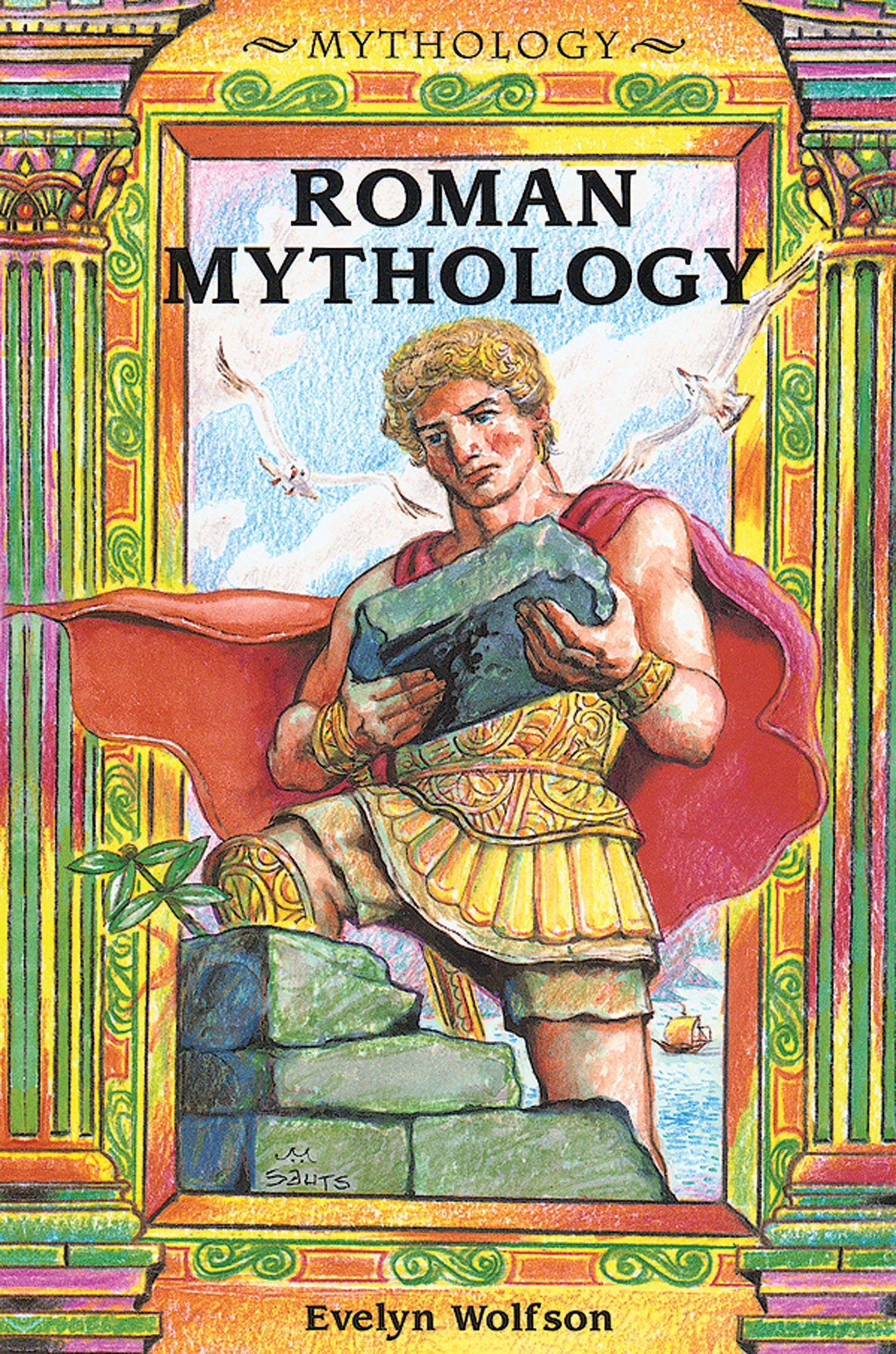 Download Roman Mythology pdf epub