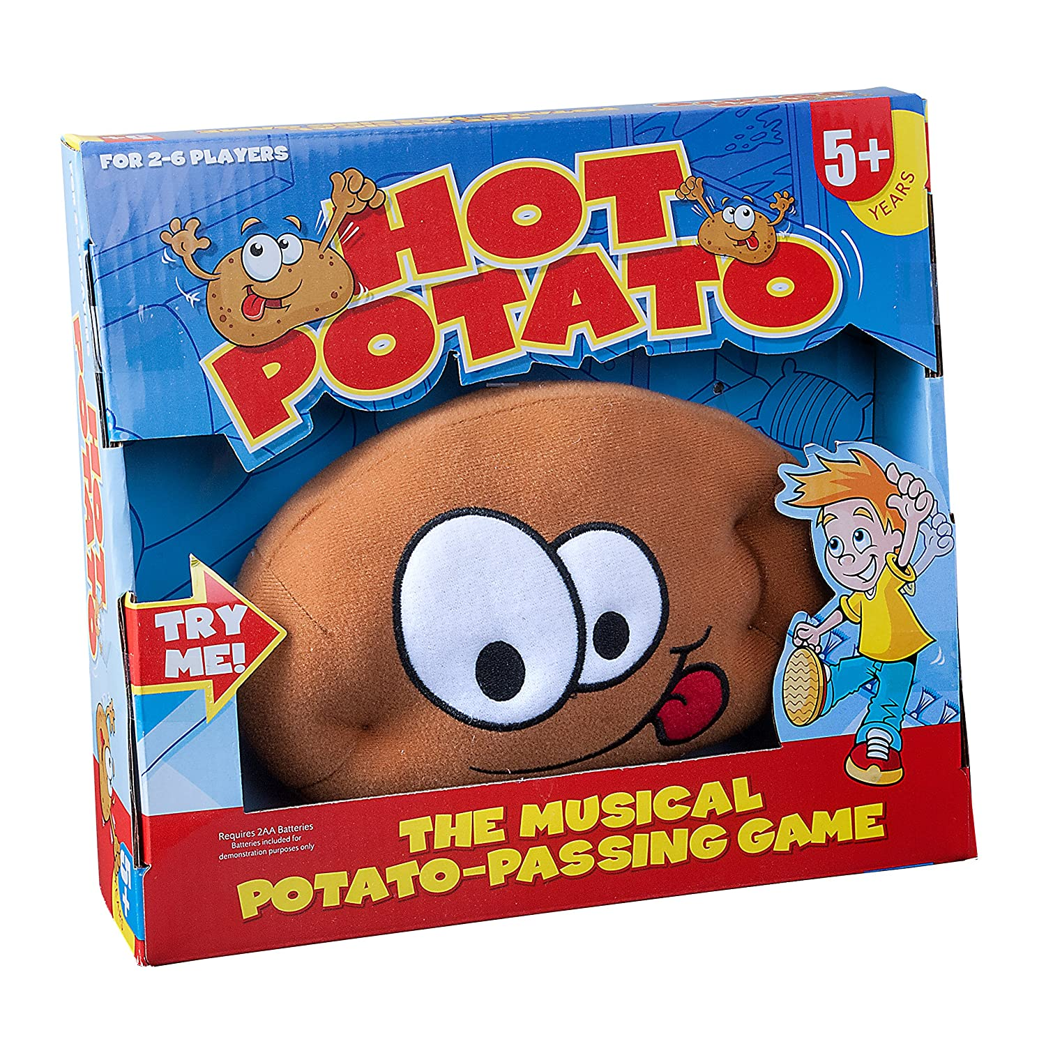 Paul Lamond 1851 Hot Potato Game - New Paul Lamond Games Ltd