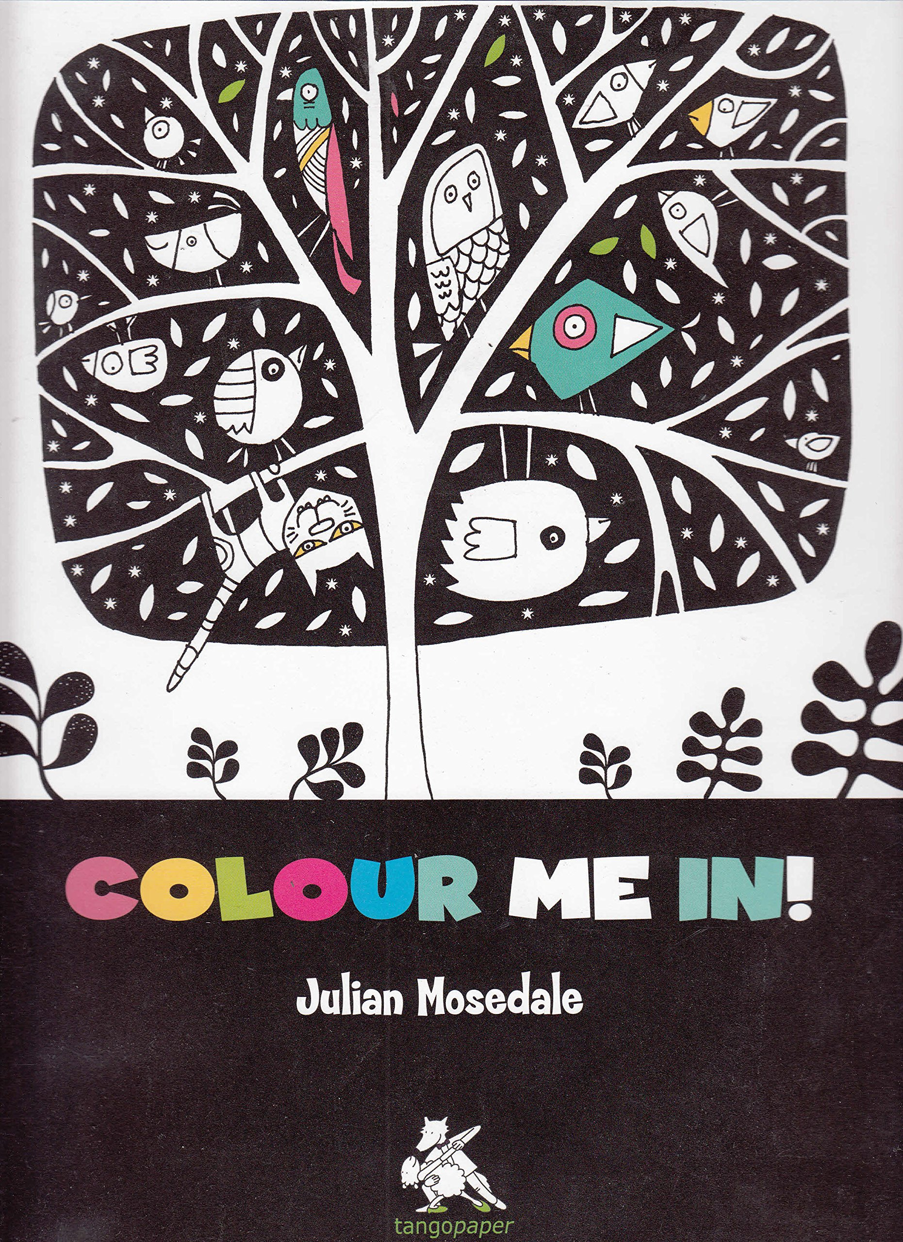 Colour Me In! ebook