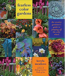 Amazon Com Gardener S Color Wheel Helps Gardeners Create Exciting