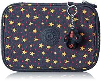 Kipling 100 PENS Pencil Cases, 21 cm, 1.5 liters, Multicolour (Cool Star Boy)