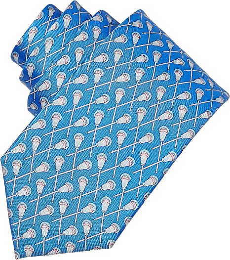 Lacrosse Necktie Men's & Boys Tie