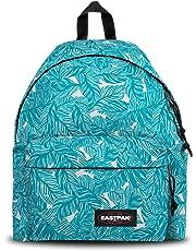 Eastpak Padded PAK'R Sac à Dos Enfants, 40 cm, 24 liters, Turquoise (Brize Surf)