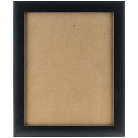 Amazon.com - Craig Frames 1WB3BK 6 by 9-Inch Picture/Poster Frame ...