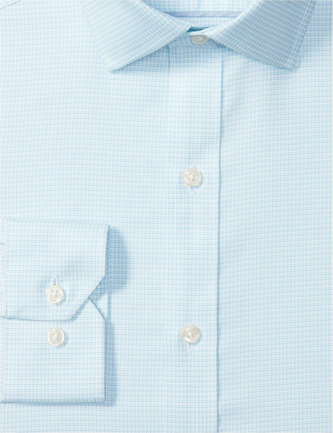 Buttoned Down Tailored Fit Pattern Uomo Marchio