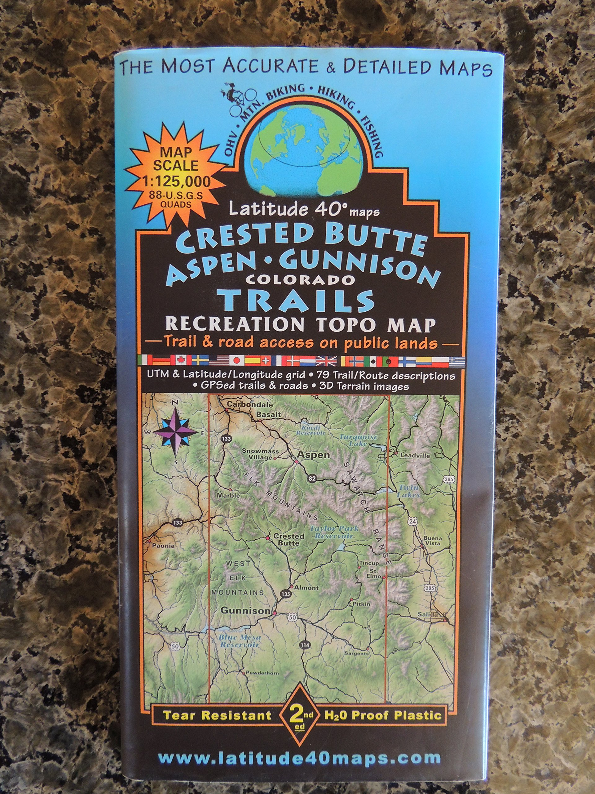Latitude 40Crested Butte – Aspen – Gunnison Trails