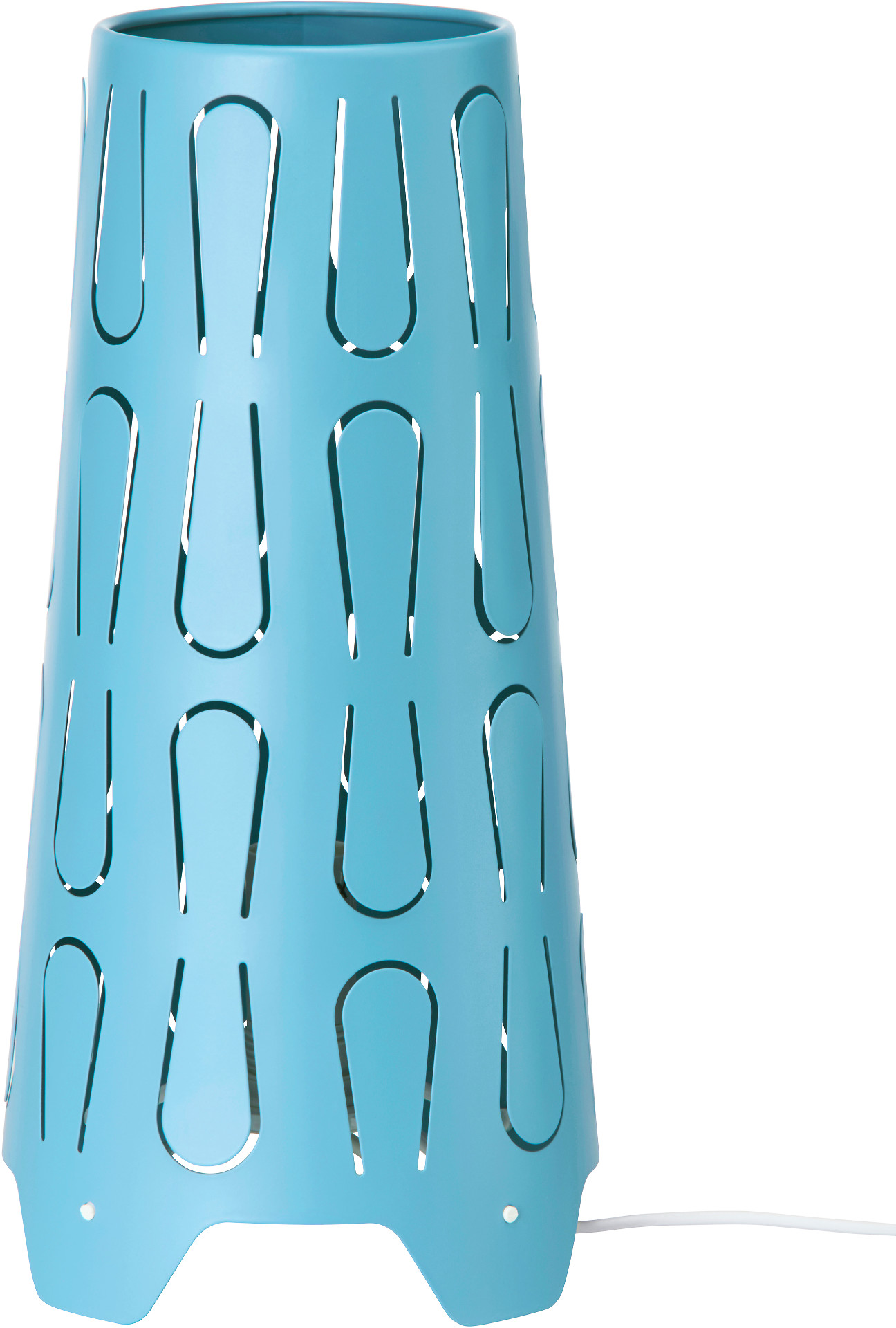 KAJUTA Table lamp - blue - IKEA
