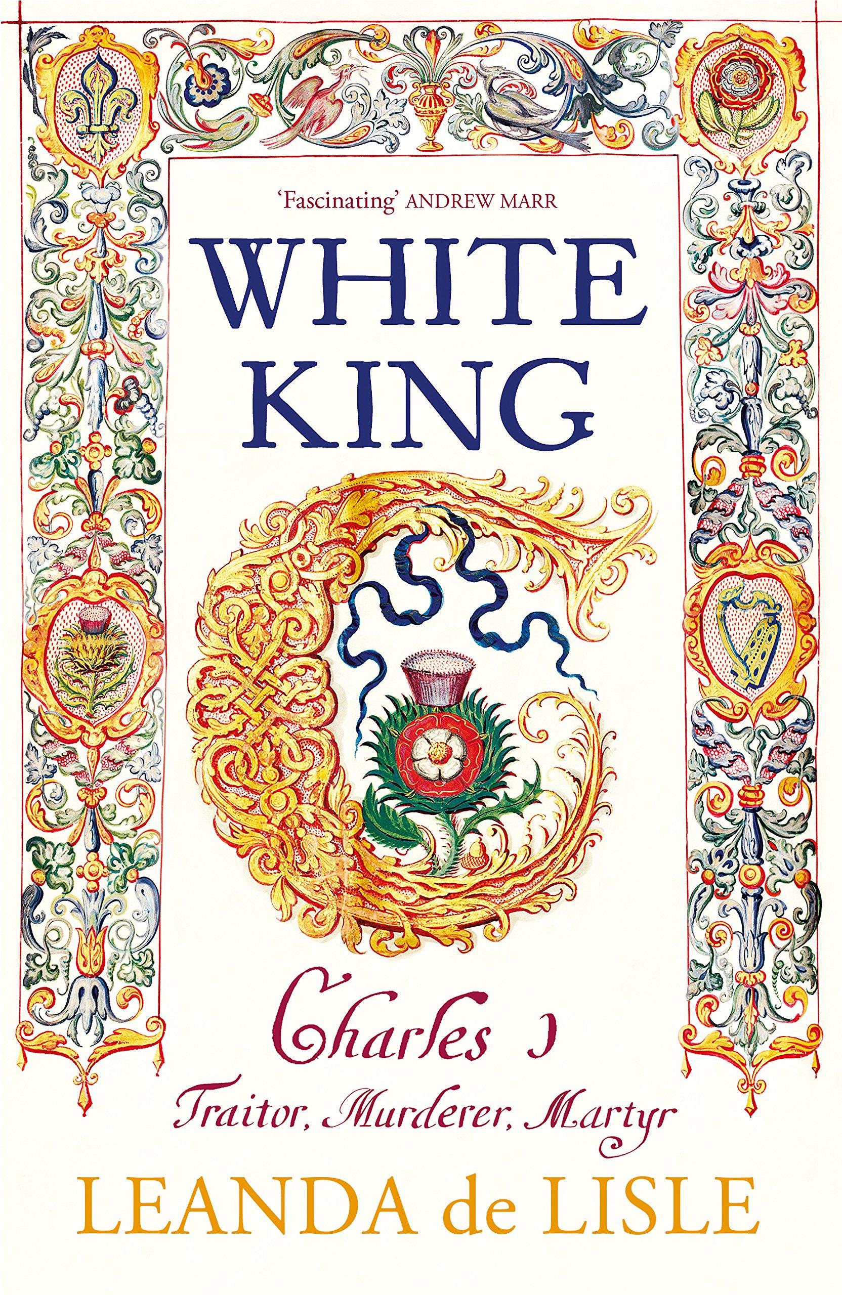 Image result for white king leanda de lisle