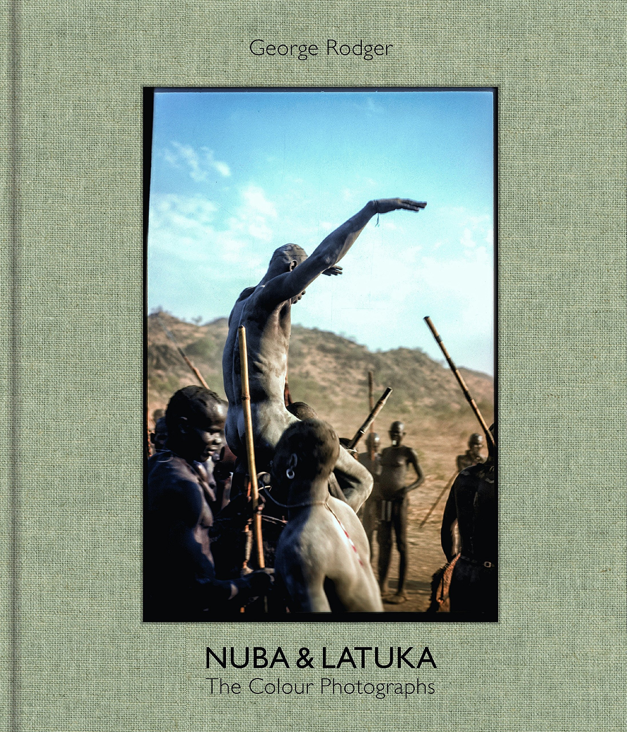 George Rodger Nuba & Latuka: The Color Photographs pdf epub