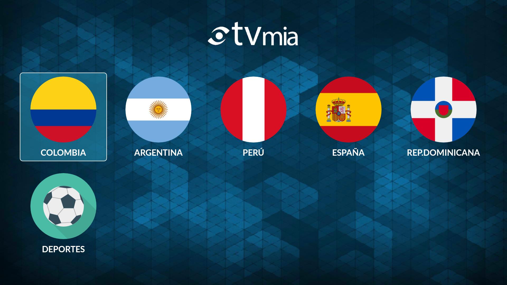 tvmia Colombia: Amazon.es: Appstore para Android