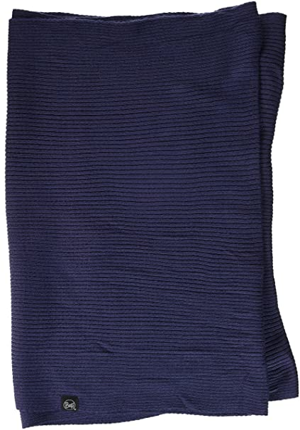 Buff Knitted Infinity Nones Braga, Dark Marina, One Size: Amazon ...