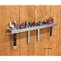 Deals on WoodRiver 20-in Router Bit Storage Rack